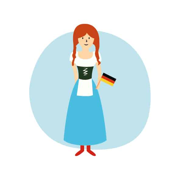 Very good German